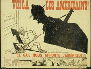 Affiches européennes (1914-1945)