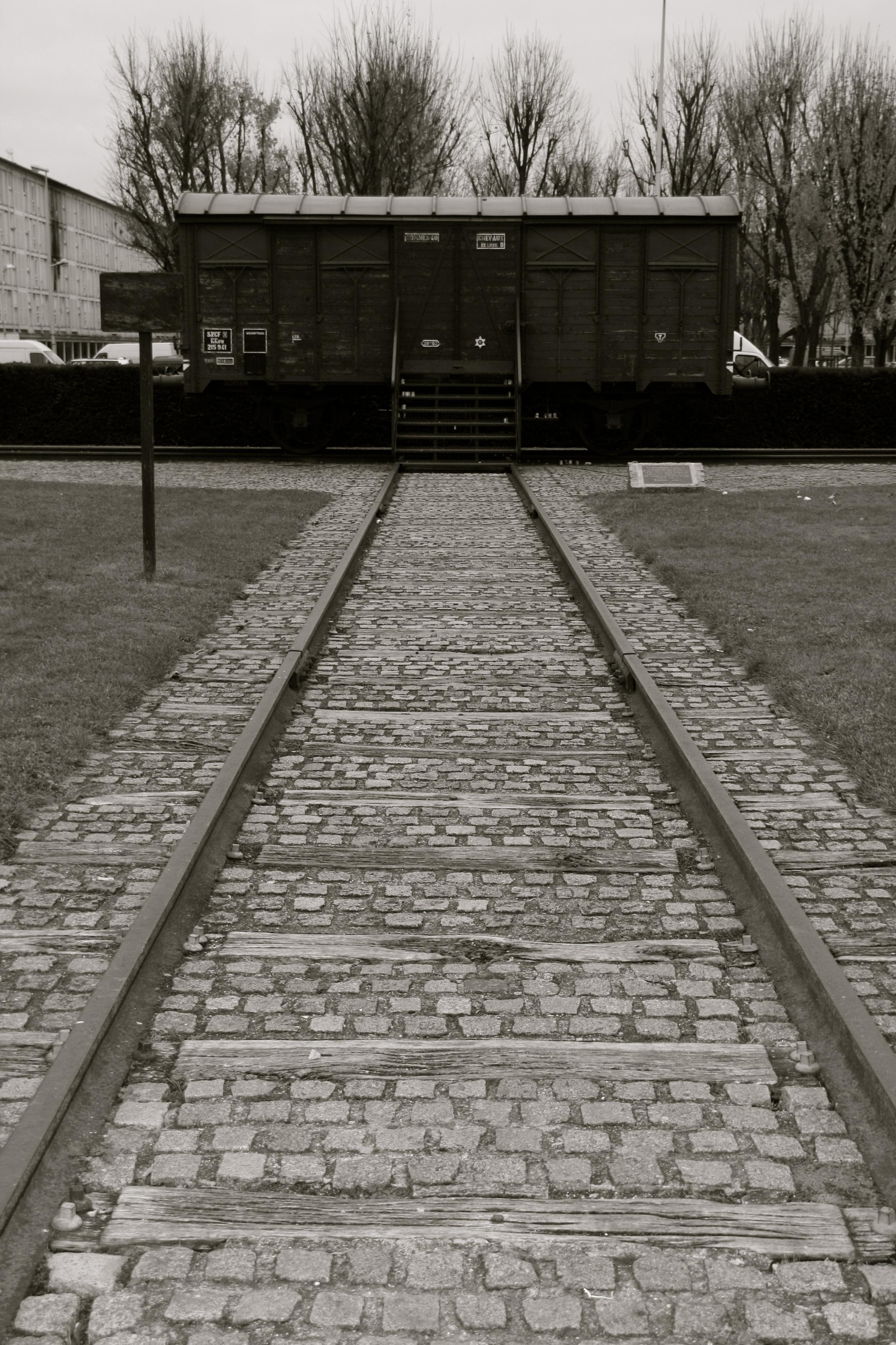 Drancy et la gare de Bobigny : 1942-2012