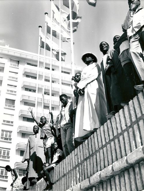 Pour un partage des archives : le festival mondial des arts nègres, Dakar 1966