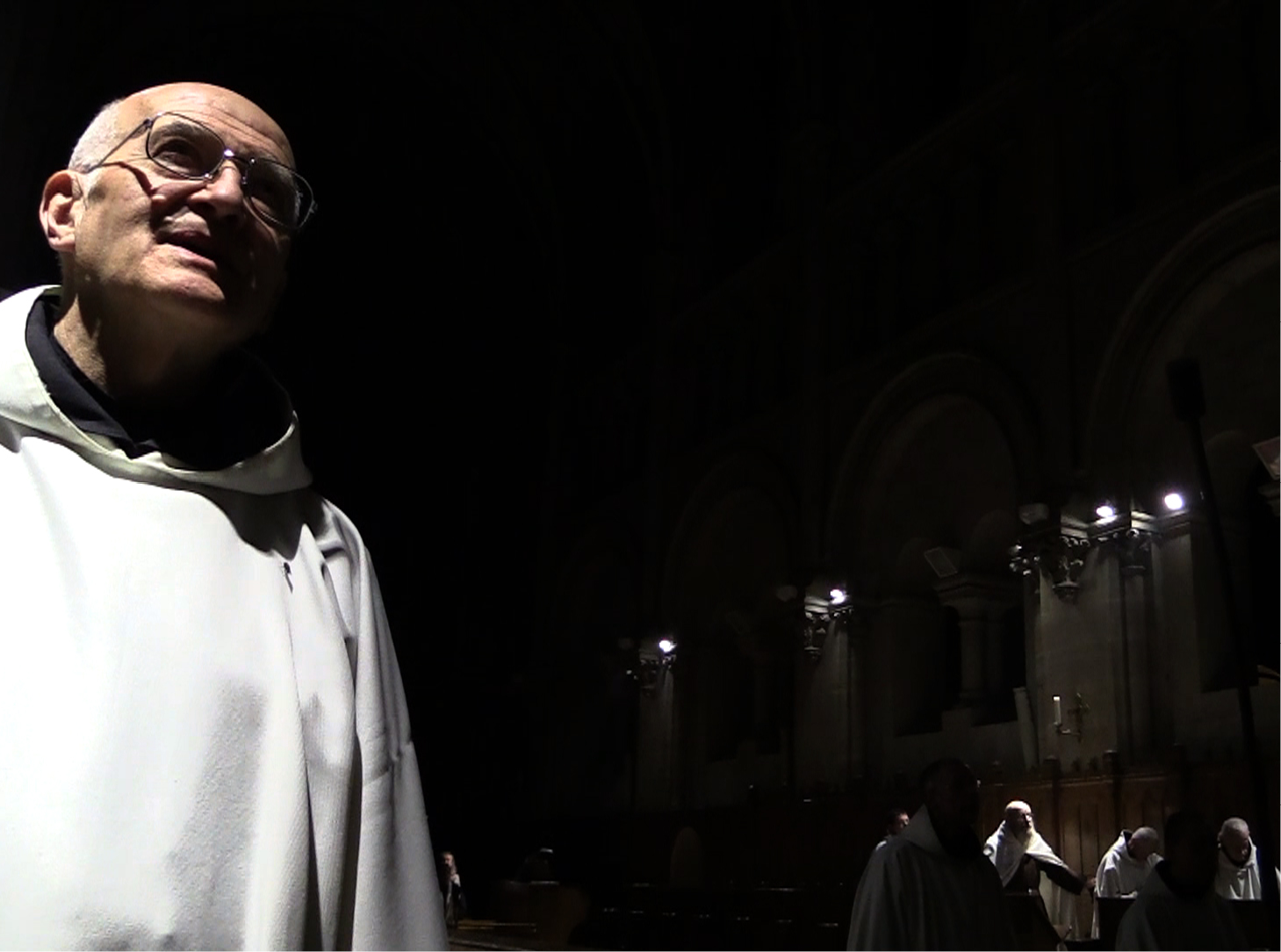 Moines 3.0 : Essai transmédiatique et transdisciplinaire sur le temps présent d'un monastère trappiste