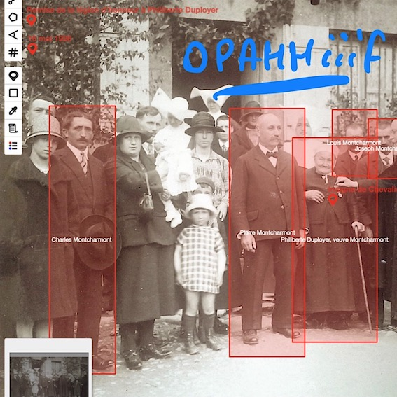 Open Pictures Annotator for Heritage and Humanities with iiif