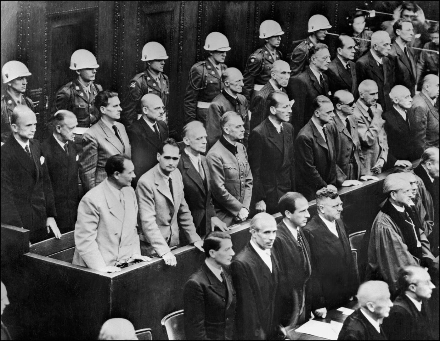 Les procès filmés, une mémoire vive : de Nuremberg au procès du 13 novembre 2015