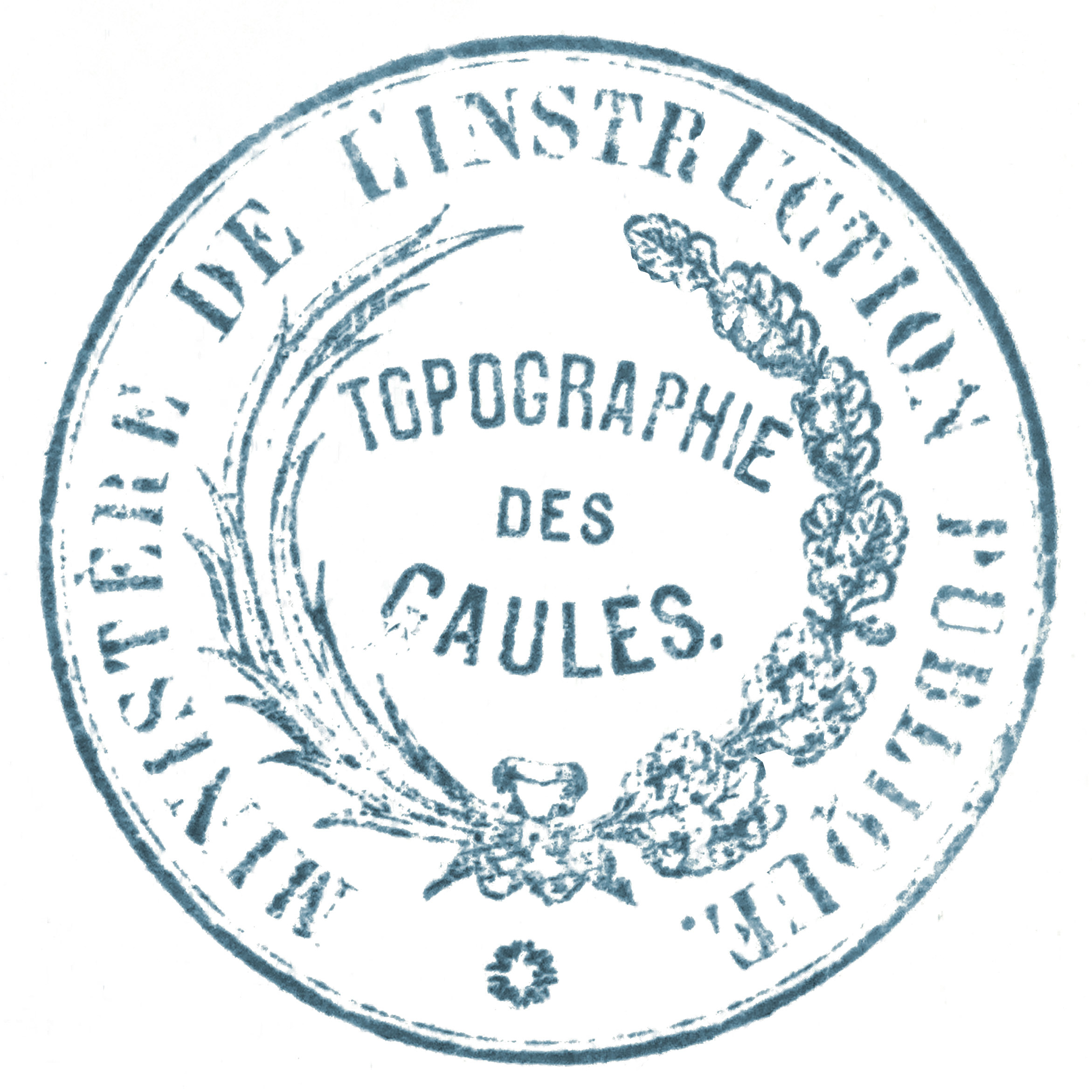 The Commission de Topographie des Gaules (1858-1879)