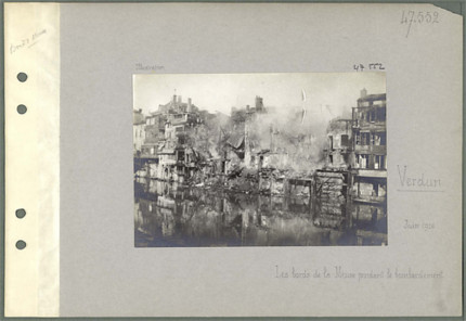 "Photographs from the First World War, ""Valois Albums"""